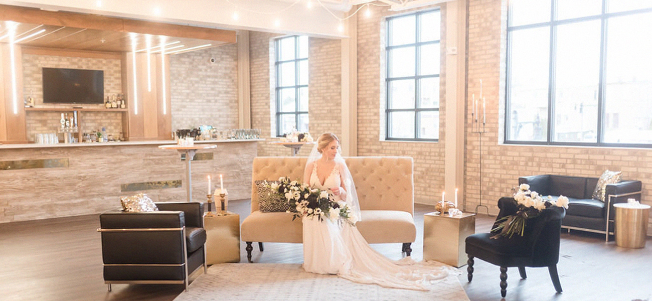 The Loft at 132 - Bride