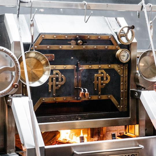 Prime+Proper - grill