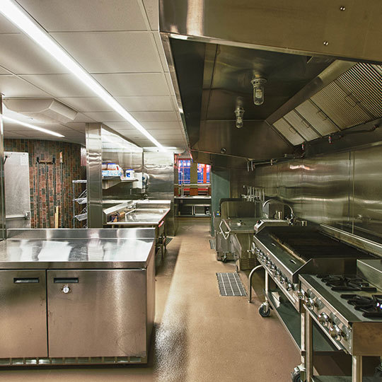 Shaw Hall Kitchen Design